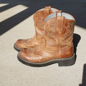 Women's Ariat Fatboy boots
